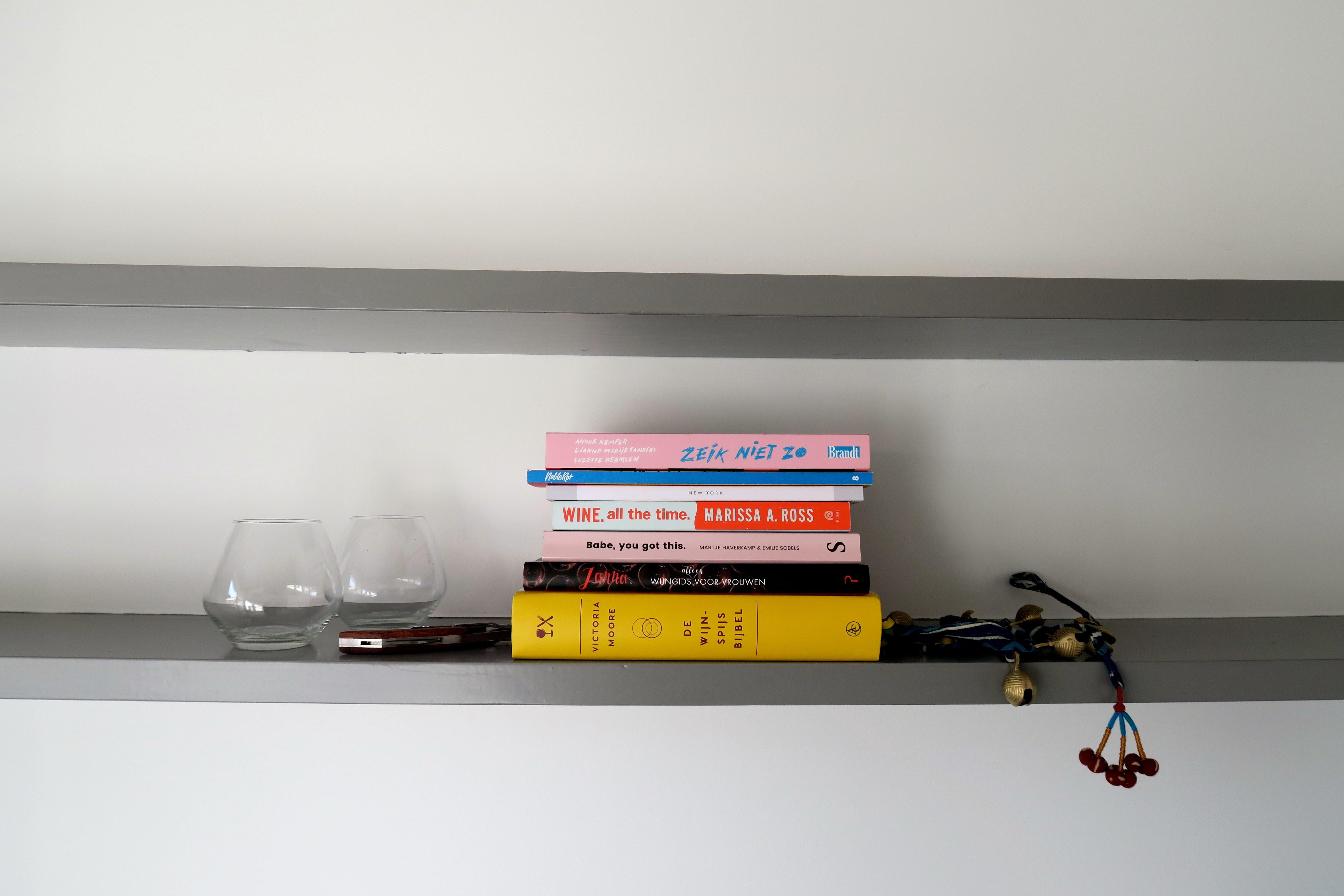 Deze drie wijnboeken zijn geschreven door vrouwen met humor. In deze drie boeken vind je alle wijn kennis die je nodig hebt om altijd de juiste wijn te pakken