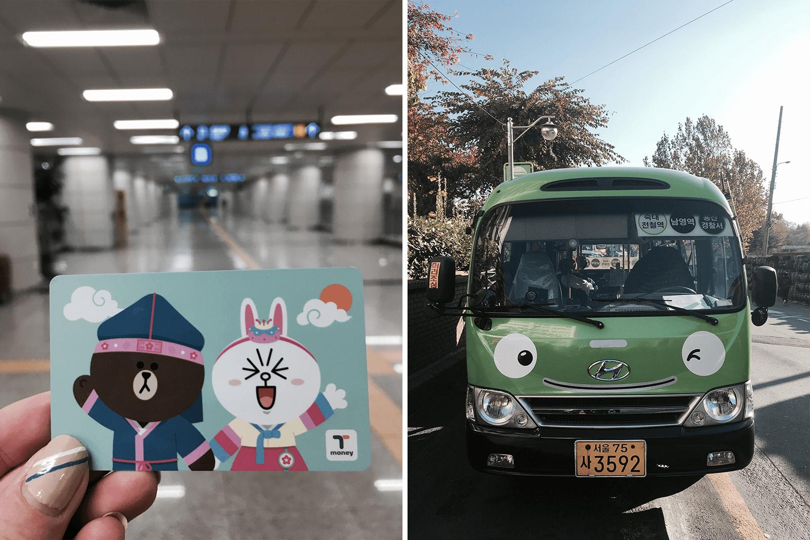 Meer weten over the the crazy world of Seoul? Als je wel eens in Tokyo bent geweest, dan herken je de kawaii cultuur die er daar heerst waarschijnlijk. Kawaii betekent schattig en/of lieflijk. In Seoul kunnen ze er ook wat van! Allerlei dingen, van je metro kaart tot de toilet instructies zitten in een kawaii jasje.