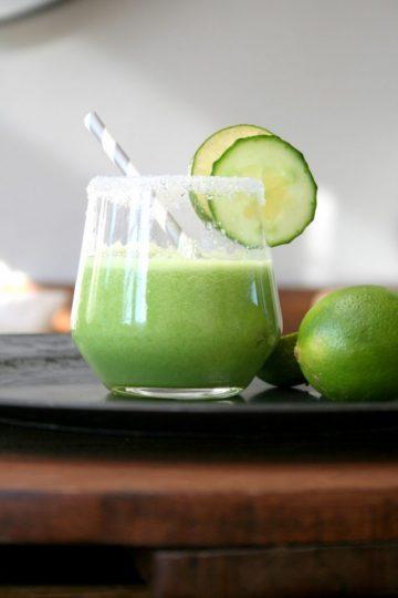 super healthy green drink. Recept groen sapje. Healthy juice. Healthy drink. Gezond ontbijt. Recept.