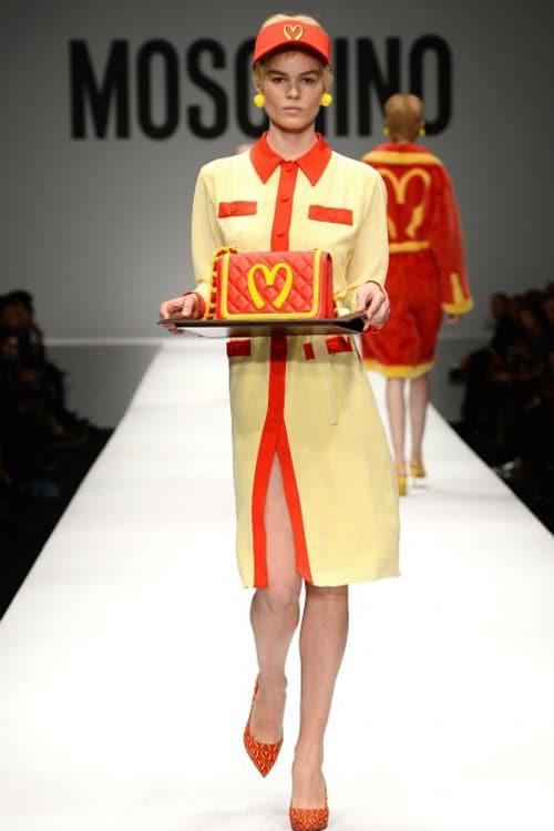 Fashion as art.