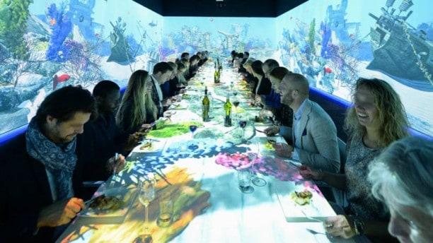 Bijzonder dineren in Nederland. Bijzondere restaurants in Nederland.