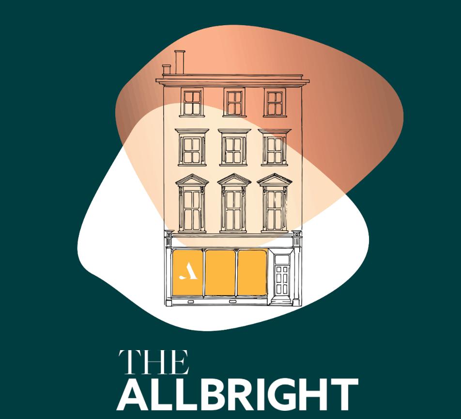allbright, girlboss brand global