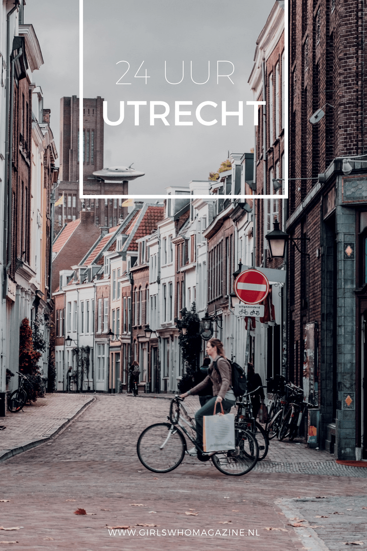 Utrecht een stad die je moet ontdekken. In het midden van Nederland heb je super veel leuke winkels en zaakjes om te lunchen of bijvoorbeeld een borrel te doen. #ontdekutrecht #weekendutrecht
