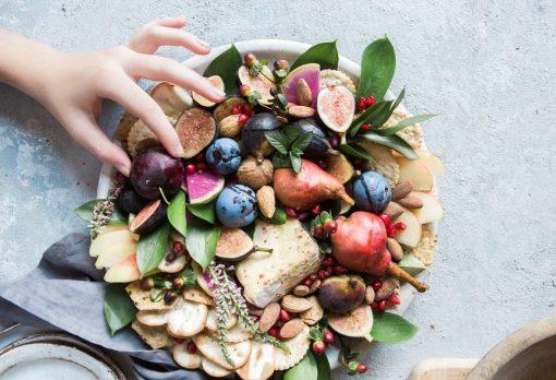 Gezonde snacks. Gezonde tussendoortjes. Gezond tussendoortjes. healthy food. Borrelplank. Gezonde hapjes.