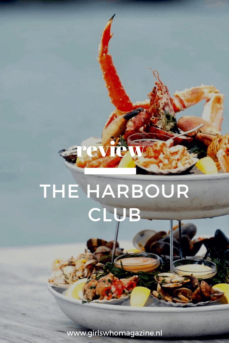 Ben jij al bij The Harbour Club in Amsterdam geweest? In dit artikel vertellen wij jou wat wij van The Harbour club in Amstersdam vonden. We delen graag onze ervaring met jou!