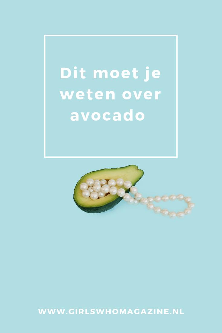 Avocado weetjes. Alles wat je moet weten over avocado. Eet je vaak avocado? ben je avocado verslaafd? Dit is wat je moet weten! #avocado