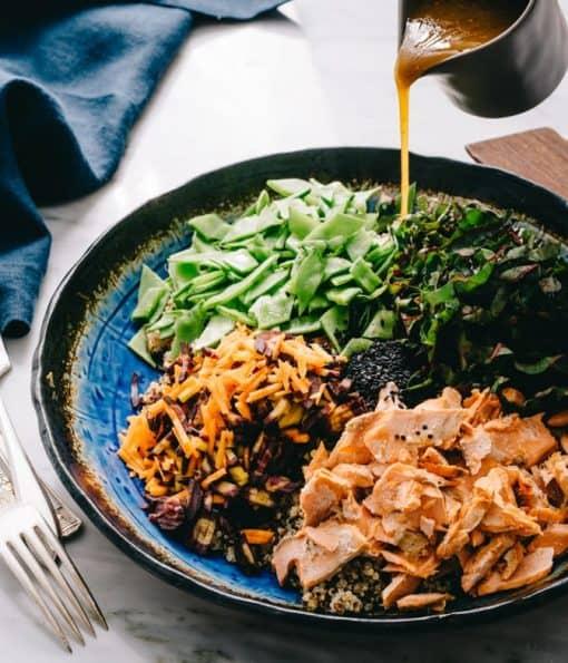 recepten met quinoa. gezonde quonoa recepten. creatief met quinoa. quinoa salades.