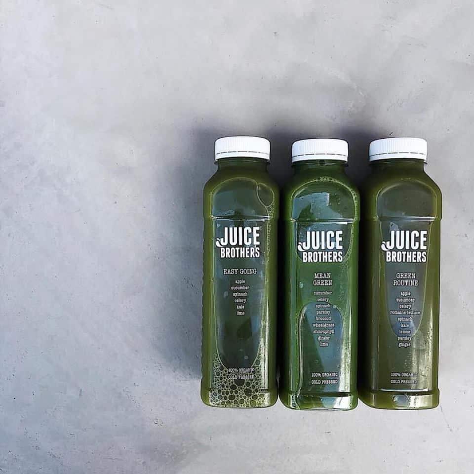Sapkuur juice brothers. Cleanse juicebrothers. Hoe werkt een Cleanse. Detoxen tips. Een sappen cleans
