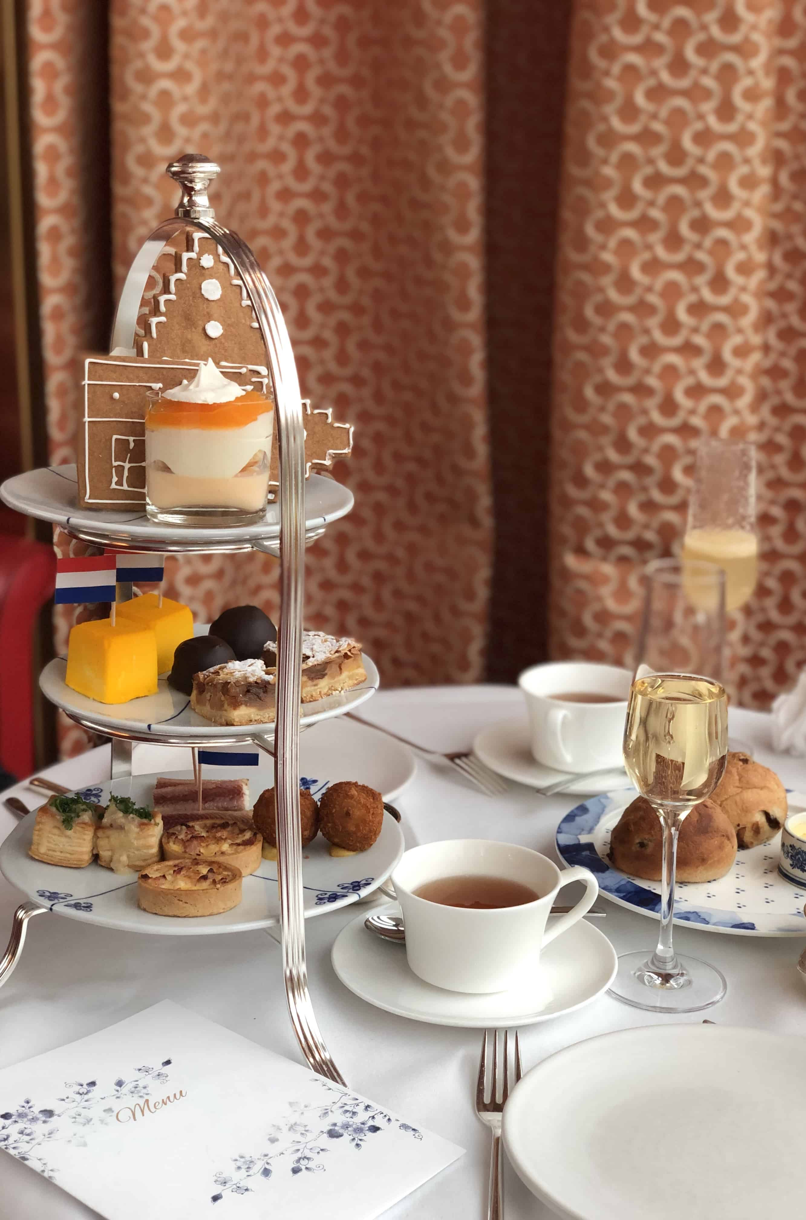 Things to do Amsterdam. Tips van de redactie. Culinaire uitjes Amsterdam. Afternoon Tea