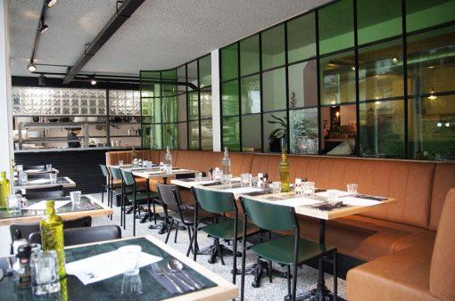 Vegan lunchen in Amsterdam // vegan dineren in amsterdam