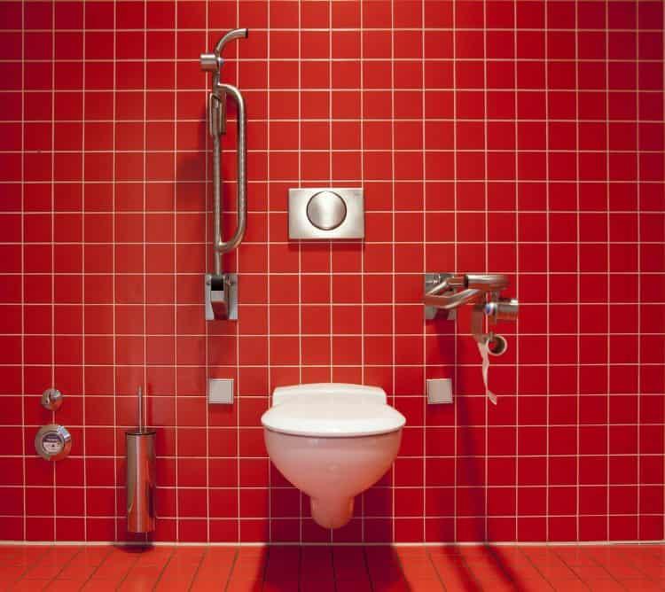 bijzondere toiletten Amsterdam // spraakmakende wc's in Nederland // fijna horecatoiletten