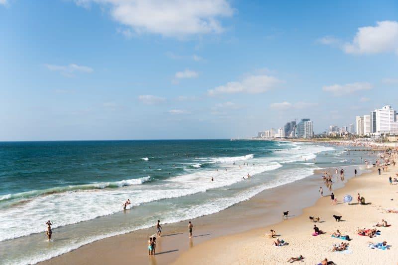 hotspots Tel Aviv - wat te doen in Tel Aviv - Cityguide Tel Aviv - tips weekend Tel Aviv - activiteiten Tel Aviv
