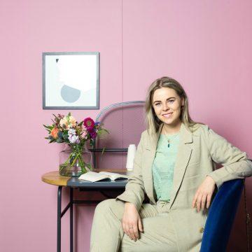 interview Girls Who Magazi e- house of notoire - Kiki Bosman - hoofdredactrice Girls Who Magazine - Girls Who Work