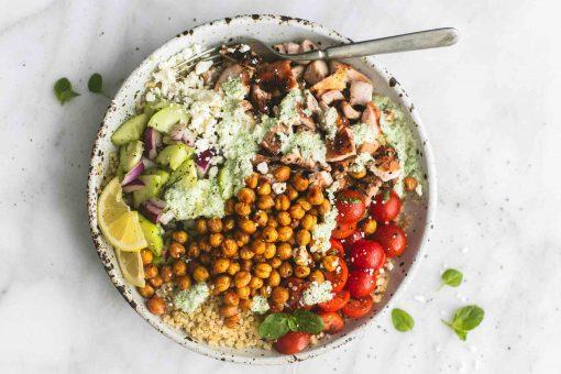 buddha bowl recepten - poke bowl recepten - zelf een bowl maken - bowl recepten - thuis een bowl maken - one pot gerechten