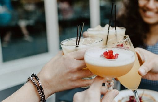 taste of amsterdam 2019 - events op taste of amsterdam - girls who drink - diageo - martini