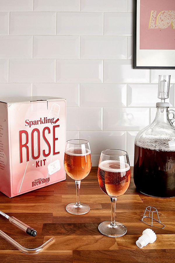rose brewing - rose kit