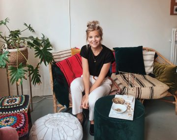 interview Lynn van de Vorst - girlboss interview - interview influencer lynn van de vorst - copywriter lynn van de vorst