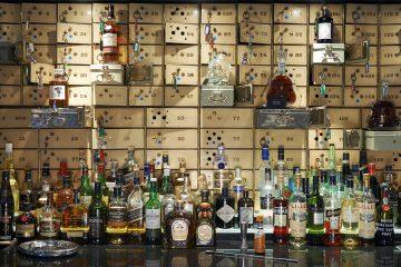 vailt bar - waldorf astoria - hotelbar amsterdam - cocktails drinken amsterdam - hotelbarren amsterdam