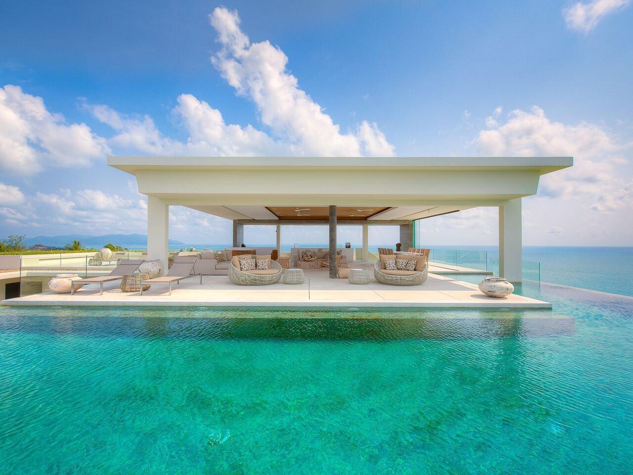 villa's op kaapstad - top villa's - villa huren met vrienden - mooie villa's in zuid-afrika - mooie villa's in thailand - luxe villa huren - villa huren spanje - vakantiehuis huren zuid afrika - huis huren wereldwijd